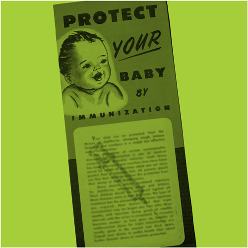 Protect Your Baby Immunization Brochure