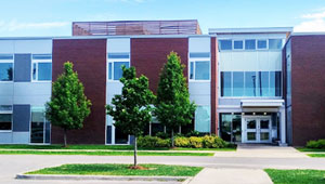 KFL&A Public Health - Napanee building